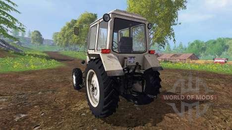 MTZ-80 v2.1 pour Farming Simulator 2015