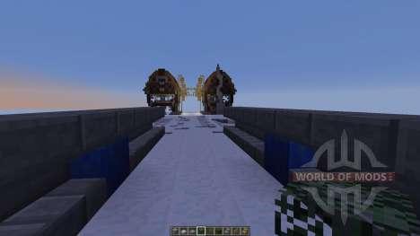 Winter Village für Minecraft
