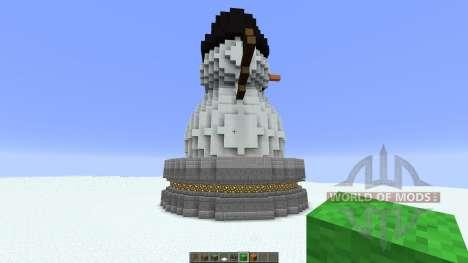 Cute Snowman für Minecraft