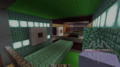 Lava and Slime Parkour [1.8][1.8.8] für Minecraft