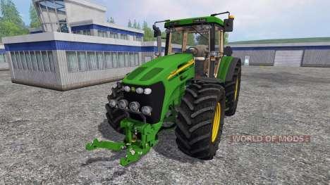 John Deere 7920 v2.0 pour Farming Simulator 2015