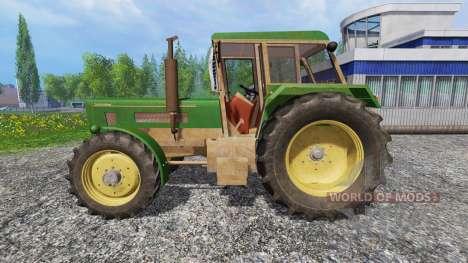 Schluter Super 1050V v2.0 Green pour Farming Simulator 2015