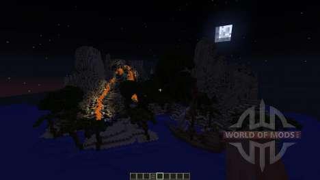 Survival Island ByteCube für Minecraft