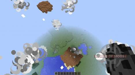 Block Throwing Tornadoes [1.8][1.8.8] pour Minecraft