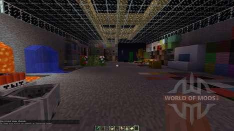 Resource Pack Viewing Museum für Minecraft