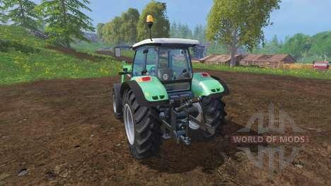 Deutz-Fahr Agrotron K 420 v1.1 pour Farming Simulator 2015