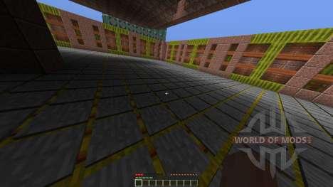 TnT Run für Minecraft
