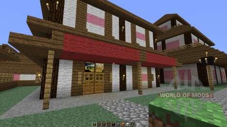 Japanese Village für Minecraft