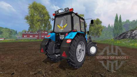 MTZ-82.1 Biélorussie tuning v2.0 pour Farming Simulator 2015