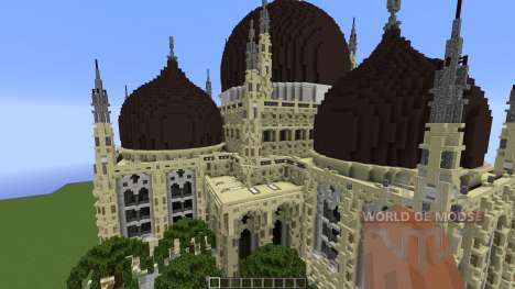 Mosque pour Minecraft
