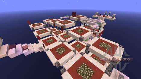Space Games pour Minecraft