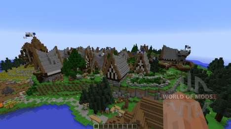 ENDUR pour Minecraft