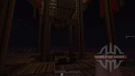 Struggler Island Walker Adventure [1.8][1.8.8] pour Minecraft