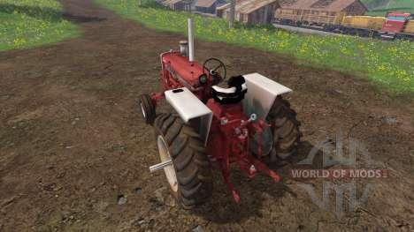 Farmall 1206 für Farming Simulator 2015