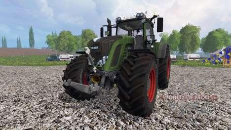 Fendt 936 Vario SCR v3.1 pour Farming Simulator 2015