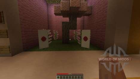 BlueShell Parkour pour Minecraft