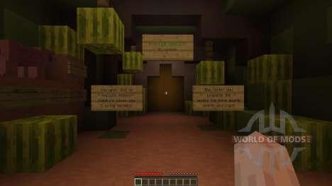 Melon mania pour Minecraft
