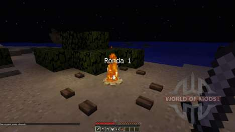 Minigame DEAD ZOMBIE [1.8][1.8.8] pour Minecraft