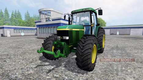 John Deere 6910 pour Farming Simulator 2015