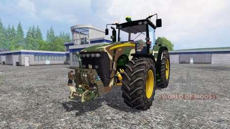 John Deere 8530 Camouflage für Farming Simulator 2015