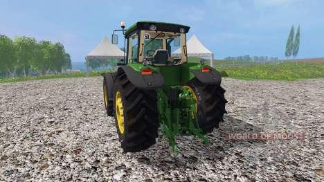 John Deere 8530 v1.5 pour Farming Simulator 2015
