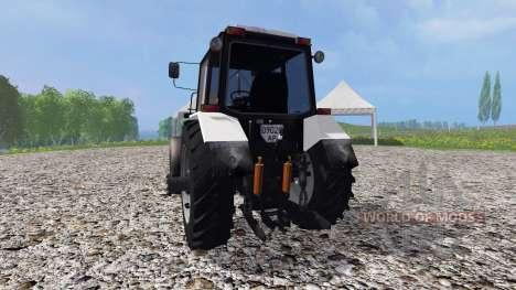 MTZ-W [modifier] pour Farming Simulator 2015