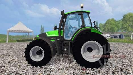 Deutz-Fahr Agrotron 6160 v0.9 für Farming Simulator 2015