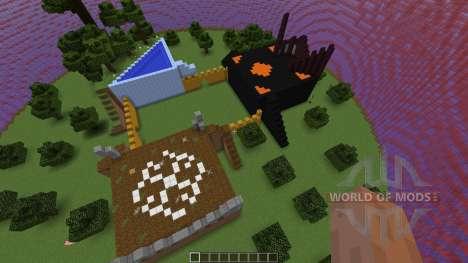 Elemental Deathmatch pour Minecraft