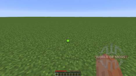 Run to center für Minecraft