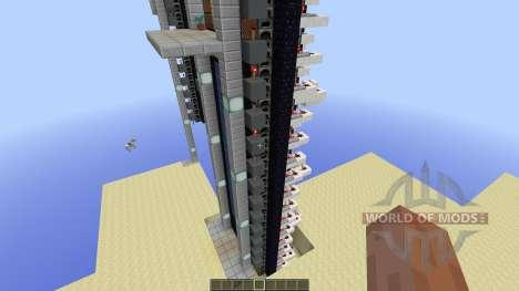 Super Secret Elevator pour Minecraft