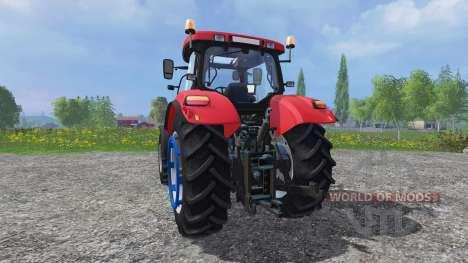 Case IH Maxxum 125 pour Farming Simulator 2015