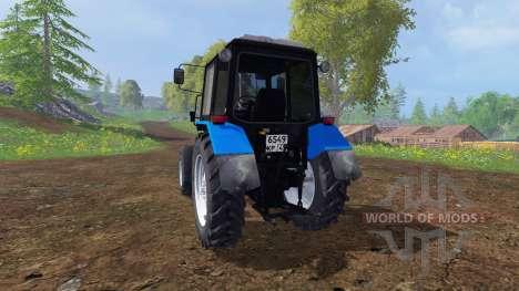 MTZ-892 v1.3 pour Farming Simulator 2015