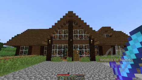 Survival House [1.8][1.8.8] für Minecraft