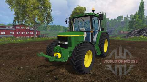 John Deere 6410 für Farming Simulator 2015