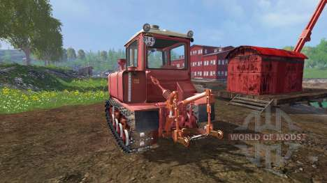 DT-S v2.1 für Farming Simulator 2015