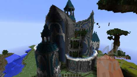 A recollection of Anguish Medieval Fantasy Cast für Minecraft