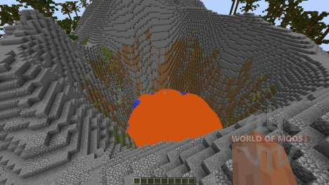 Tropical Island 2 pour Minecraft
