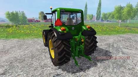 John Deere 6930 Premium v2.0 für Farming Simulator 2015