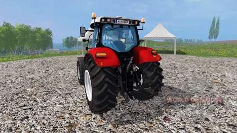 Steyr CVT 6160 v1.1 für Farming Simulator 2015