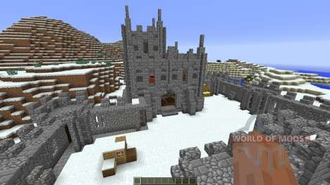 MINI Castle pour Minecraft