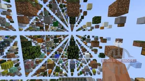 Sky Grid [1.8][1.8.8] für Minecraft