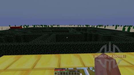 Maze SURVIVAL pour Minecraft