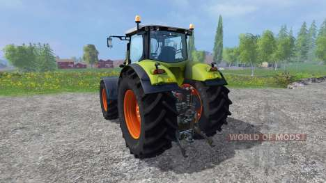 CLAAS Axion 950 v4.0 pour Farming Simulator 2015