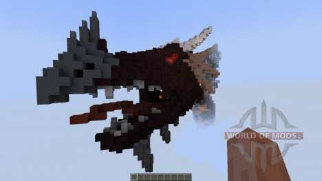 LoRak The Nether King [1.8][1.8.8] pour Minecraft