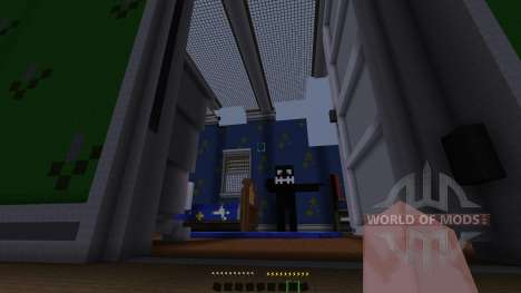 TOY STORY 2 ADVENTURE MAP pour Minecraft