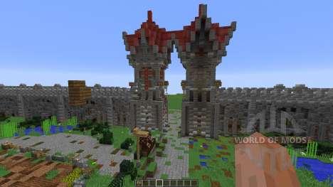 Minecraft Cinematic pour Minecraft