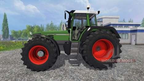 Fendt Favorit 824 v2.0 pour Farming Simulator 2015