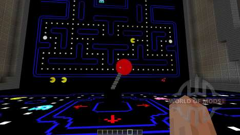 Pacman Map [1.8][1.8.8] für Minecraft