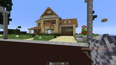 GREENVILLE pour Minecraft