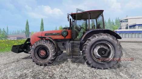 Belarus-2522 ET für Farming Simulator 2015